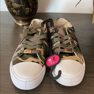 Baby Phat  Lace Up Sneakers